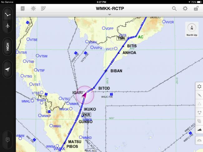 mh370-IGARI navigational waypoint-2