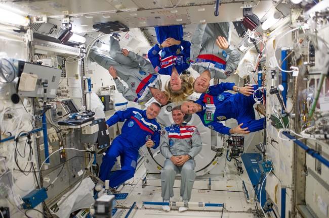 nasa-Space Station-2