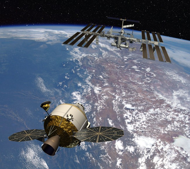 nasa-Space Station