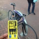 Cảnh sát dùng mạng xã hội để chống bọn ăn cắp xe đạp