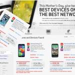 Mạng Verizon lại bán iPhone 5s, Galaxy S5 và HTC One (M8) chỉ có 99 USD
