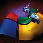 Bắc Kinh giận Windows XP nên chém Windows 8