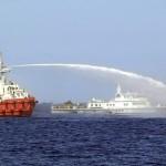 Trung Quốc xây dựng những hòn đảo nhân tạo ở Biển Đông