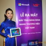 Máy tính bảng Windows thương hiệu Việt đầu tiên ra mắt thị trường