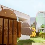 Phiên bản Android 4.4.3 KitKat đã có mặt