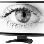 Nhìn màn hình nhiều dễ làm khô mắt