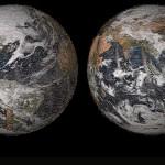 Quả địa cầu ghép bằng hơn 36.000 tấm ảnh selfie