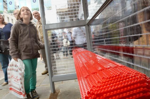 Life-size Lego bus stop-01