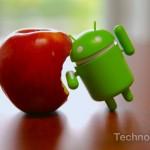 """Apple """"sang chảnh"""" thua cuộc chiến di động trước Android """"lấy thịt đè người"""""""