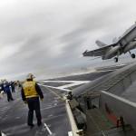 Hệ thống phóng máy bay bằng điện từ cho tàu sân bay Mỹ