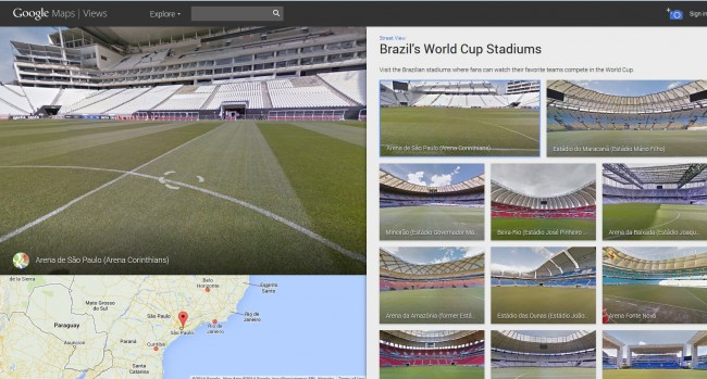 google-maps-woldcup-2014