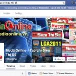 Facebook của Media Online – Tạp chí Siêu Thị Số