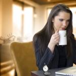 Những quán cà phê không cho xài máy tính