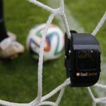 Lần đầu tiên World Cup 2014 ứng dụng công nghệ goal-line để xác định quả bóng ghi bàn