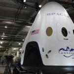 Chiếc tàu vũ trụ SpaceX có người điều khiển đầu tiên có thể chở tới 7 hành khách