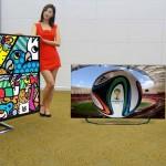 TV Ultra HD 4K cầm bằng huốt một mùa World Cup