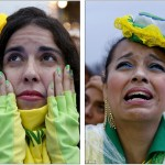 Động đất trong lòng người hâm mộ đội tuyển Brazil