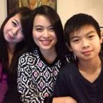Ba mẹ con người Việt trên chuyến bay định mạng MH17