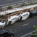 Một tai nạn xe hơi trị giá 1,6 triệu USD