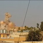 Những phần tử Hồi giáo cực đoan ISIS say máu triệt phá đền thờ Hồi giáo ở Iraq