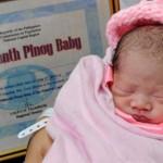 Philippines có công dân thứ 100 triệu