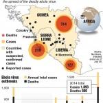 Báo động toàn cầu về dịch Ebola xuất phát từ Tây Phi