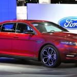 Hãng Ford triệu hồi hơn 100.000 chiếc xe để sửa chữa trục xe
