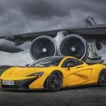 Chiếc siêu xe McLaren P1 GTR sắp được trình làng