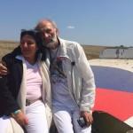 THẢM KỊCH CHUYẾN BAY MH17: Cha mẹ Fatima đã tới được với con gái