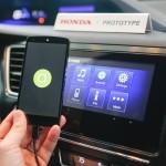 Android leo lên xe ôtô