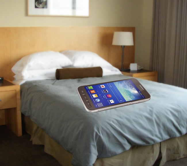 android-in-hotel