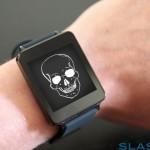 Đồng hồ thông minh Android Wear cho phép thay cả mặt đồng hồ