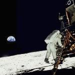 Video 3D mới về nơi phi thuyền Apollo 11 xuống thăm chị Hằng
