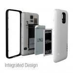 Pin kèm theo vỏ giúp tăng gấp đôi thời gian xài smartphone