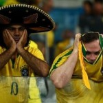 Người dân Brazil nhờ vả nhạc online để quên nỗi buồn World Cup