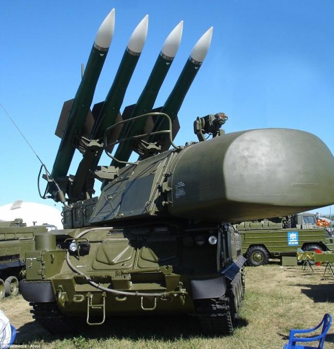 buk-missile-system