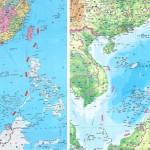 """Ở đâu thò ra cái """"đường lưỡi bò"""" ở Biển Đông?"""