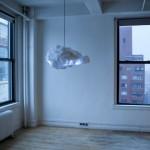Đèn đám mây tạo sấm chớp cho… phòng khách