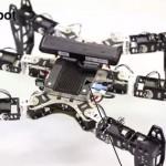 """Bẻ """"què giò"""" robot để dạy nó biết đi"""