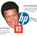 """HP bị danh ca Chubby Checker kiện về ứng dụng """"nhạy cảm"""""""
