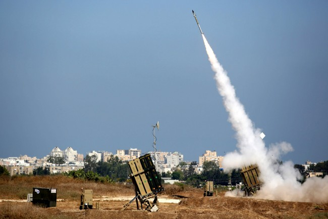 Israel launches major offensive in Gaza