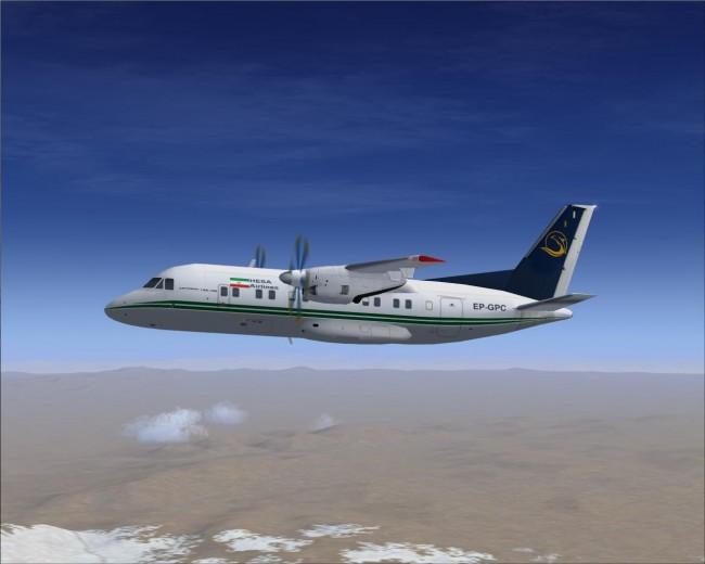 140122-Sepahan Air-iran-140