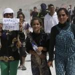 """Thân phận những người phụ nữ trong cái gọi là """"Vương quốc Hồi giáo"""""""
