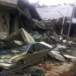 Động đất giết chết hơn 390 người ở Vân Nam