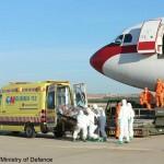 Đại dịch Ebola 2014: Giáo sĩ Tây Ban Nha được đưa từ Liberia về nước để điều trị