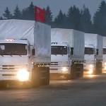 Rắc rối đoàn xe cứu trợ của Nga đang hướng về Ukraine