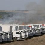 Nga và Ukraine cùng nhượng bộ về chuyến hàng cứu trợ
