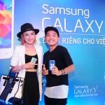 Samsung thiết kế smartphone Galaxy V dành riêng cho người Việt
