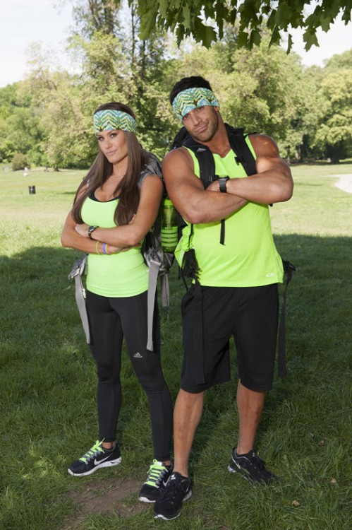 2014-The Amazing Race-25-Brooke Adams, 29 and Robbie E. Strauss, 30