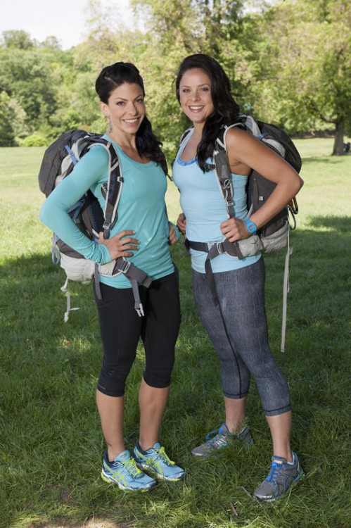 2014-The Amazing Race-25-Kym Perfetto, 30 and Alli Forsythe, 26